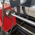 2018 ใหม่แบบพกพาประเภทพลาสม่าท่อโลหะเครื่องตัด, cnc ท่อโลหะเครื่องตัด