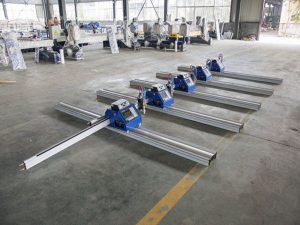 2 * 3 เมตรแบบพกพาจีนทำขนาดเล็กราคาถูกต้นทุนต่ำ cnc เครื่องตัดพลาสม่า