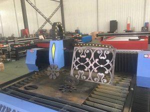 แสงอัตโนมัติเครื่องตัดท่อ / cnc เครื่องตัดรายละเอียดท่อ / เครื่องตัดพลาสม่าแสงท่อ