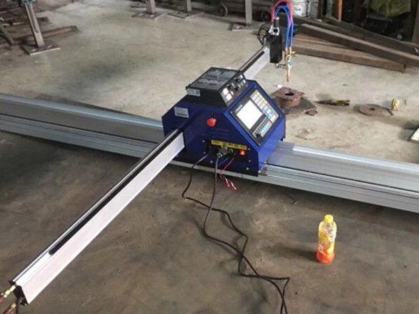 ประเทศจีนราคาถูก 15002500 มิลลิเมตรโลหะแบบพกพา CNC เครื่องตัดพลาสม่ากับ CE