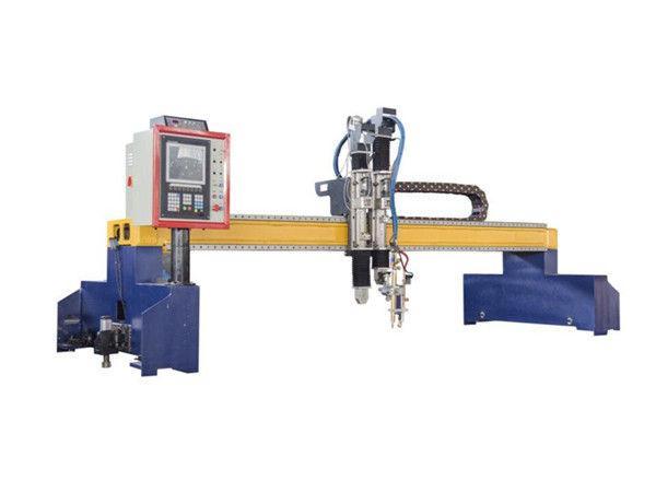 พลาสม่าซีเอ็นซี Gantry Type และเครื่องตัดไฟสำหรับการสร้างอู่ต่อเรือจาก Shanghai Laike - Tayor Cutting Machinery
