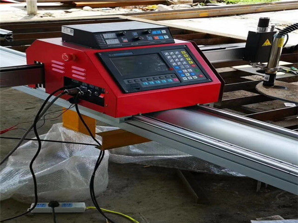 NHC-1525 CNC แบบพกพาเครื่องตัดตัวเลขเครื่องตัดพลาสม่าโลหะ