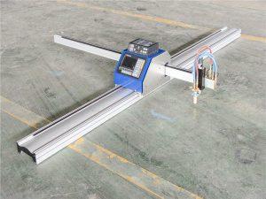 เหล็ก / โลหะตัดต้นทุนต่ำ cnc เครื่องตัดพลาสม่า 1530 จี่ส่งออกทั่วโลก cnc