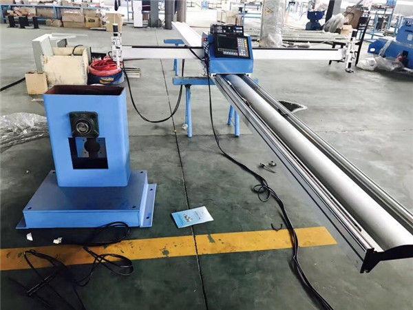 XG-300J โปรไฟล์ CNC ท่อและเครื่องตัดแผ่น 3 แกน