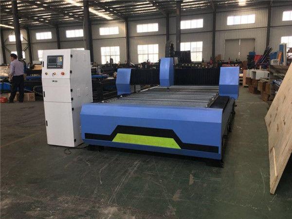 Dezhou nakeen ตาราง cnc เครื่องตัดพลาสม่ากระดาษราคาในโรงงานอินเดียทำที่มีราคาต่ำ