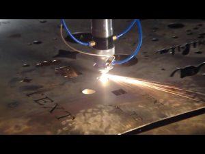ทำในจีนประกันการค้าราคาถูกแบบพกพาเครื่องตัด cnc เครื่องตัดพลาสม่าสำหรับสแตนเลสโลหะเหล็ก